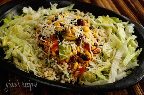 Chicken-ropa-vieja-burrito-bowl