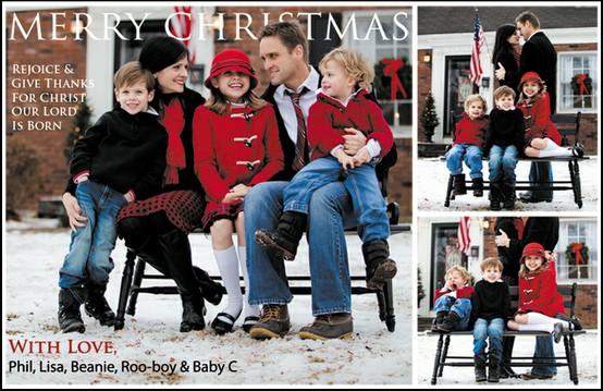 Christmas Card Family Portrait Ideas Family Christmas Card Idea